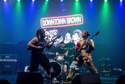 DowntownBrown Group Shot Velasco