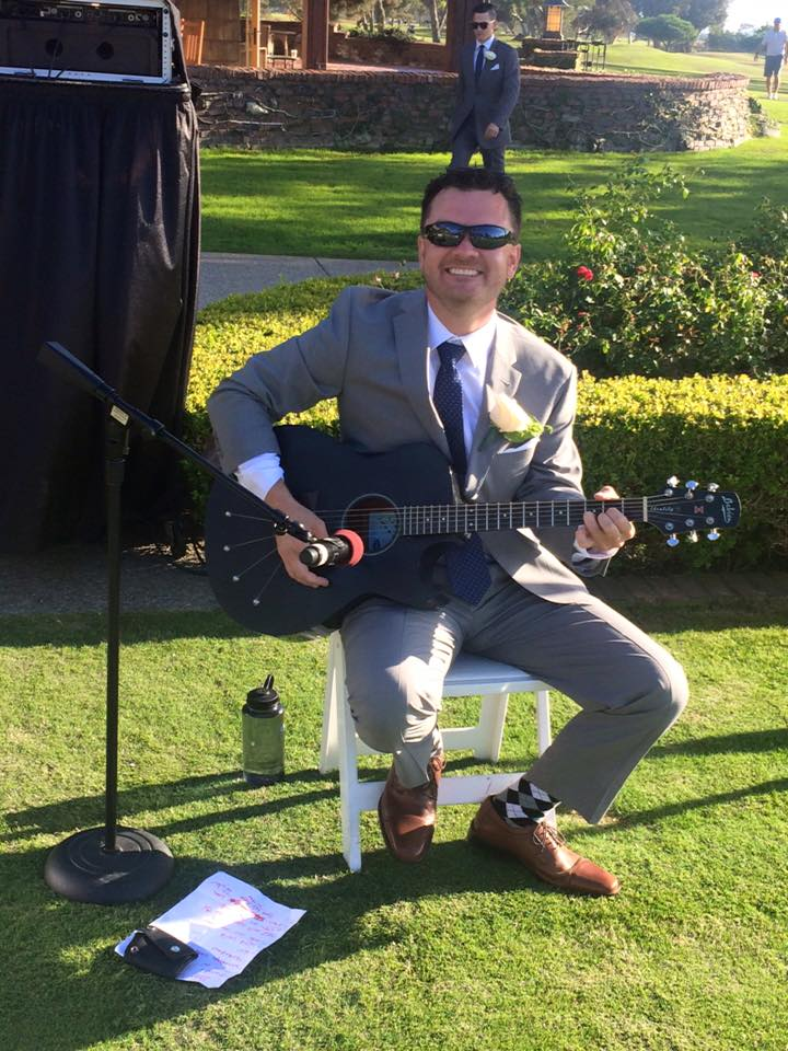 Scott Guitar Wedding