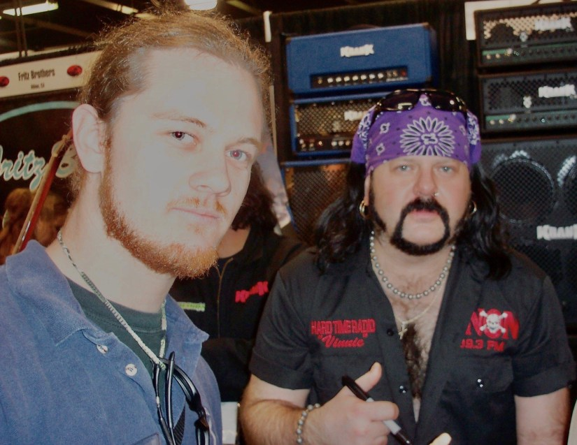 w: Vinnie Paul