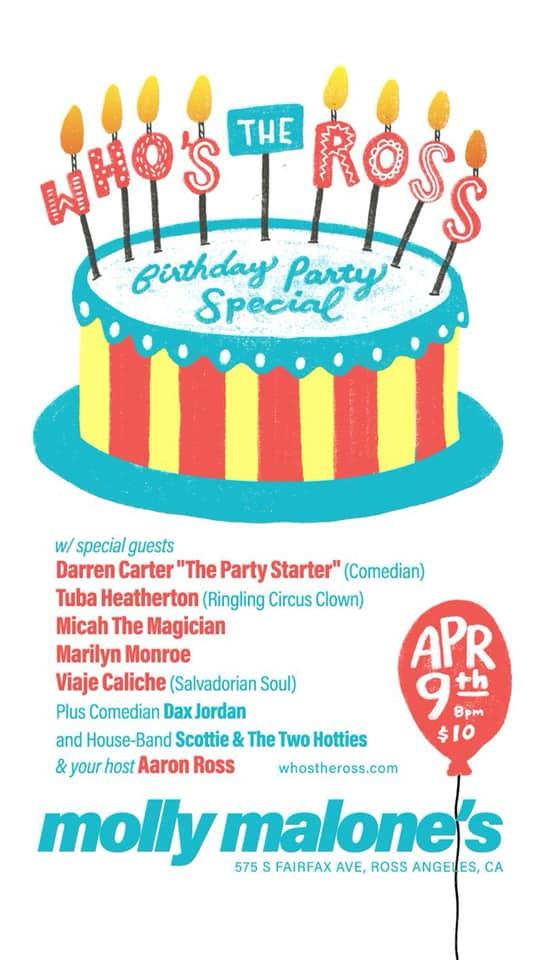 WTR bday special 4.19